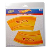 Hot Wheels PlayTape Track Curves, Orange
