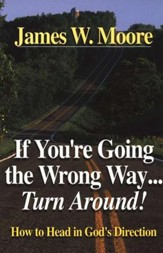If You're Going the Wrong Way...Turn Around!