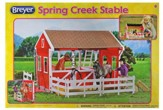 Spring Creek Stable with Wash Stall