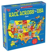 Race Across the USA Game