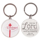 Confirmed In Christ Keyring