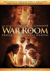 War Room, Exclusive Collector's  Edition DVD