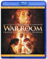 War Room, Blu-ray + Exclusive Collector's Edition DVD Combo Pack