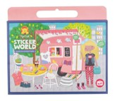 Sticker World, Fashion Adventure