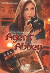 Agent Abbey, DVD
