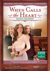 When Calls the Heart: Hearts and Minds, DVD