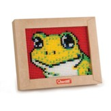 Mini Frog Pixel Art Set
