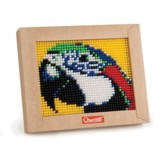 Mini Macaw Pixel Art Set
