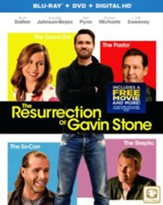 The Resurrection of Gavin Stone, Blu-Ray/DVD Combo