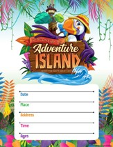 Discovery on Adventure Island: Small Promotional Poster, pack of 2