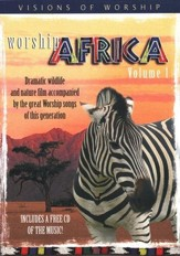 Worship Africa DVD & Audio CD, Volume 1