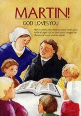 Martin! God Loves You, DVD
