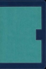 The NKJV Study Bible, Imitation Leather, Blue