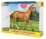 Palomino Thoroughbred/Quarter Horse Cross, Classics Size