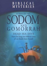 Sodom and Gomorrah: Dead Sea Dive, DVD