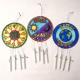 Discovery on Adventure Island: Suncatcher Windchimes, pack of 12