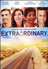 Extraordinary, DVD