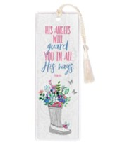His Angels Will Guard You in All His Ways, Psalm 91:11, Bookmark