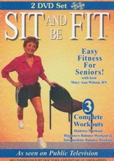 Sit and Be Fit: Diabetes & Balance Workouts - 2 DVD