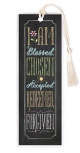 I Am Blessed, Chosen, Accepted Bookmark