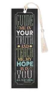 Guide Me In Your Truth Bookmark