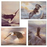Eagles' Wings Birthday Cards, Box of 12
