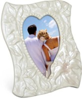 Adore, Lily Photo Frame Heart-Shaped