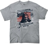 Freedom Shirt, Gray, Large