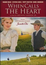 When Calls the Heart, DVD