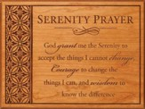 Serenity Prayer Wall Art