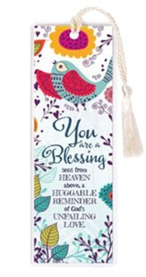 You Are A Blessing Sent From Heaven Bookmark