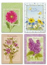 Blessings of Nature, All Occasion Cards, Box of 32