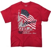 America Shirt, Red, Large