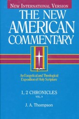 1st & 2nd Chronicles: New American Commentary [NAC]