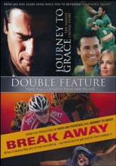 Journey to Grace/Break Away (Double Feature DVD)