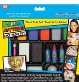 Be Anything! Vibrant Party Pack Face Paints