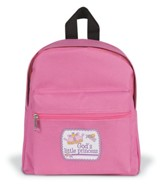 God's Little Princess Kids Backpack