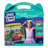 Twelve Dancing Princesses Book and Craft Set