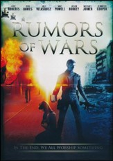 Rumors of Wars, DVD