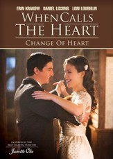 When Calls the Heart: Change of Heart, DVD