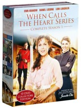 When Calls the Heart Series, Complete Season 1, 10 Disc Collector's Edition