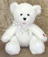 Plush Bear: Sings Jesus Loves Me