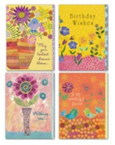 Year of Joy Birthday Cards, Box of 12