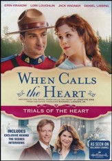 When Calls the Heart: Trials of the Heart, DVD