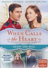 When Calls the Heart: Heart and Soul, DVD