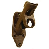 Antique Copper Finish, Two Position Flagpole Bracket
