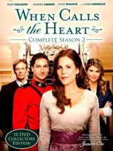 When Calls the Heart, The Complete Second Season , 10 Disc Collector's Edition