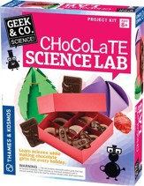Chocolate Science Lab