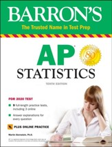 Barron's AP Statistics with Online  Tests