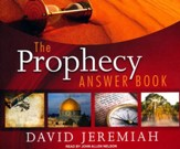 The Prophecy Answer Book - unabridged audio book on CD